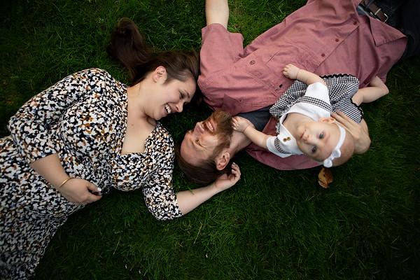The Rehurek Family