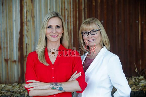 Sabrina and Diane