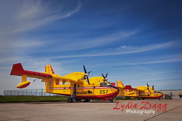 Manitoba Waterbombers, #3534