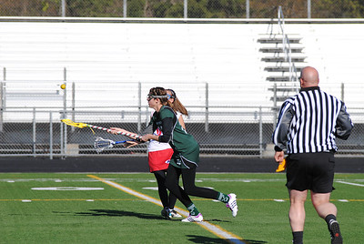 AHS Ladies Lax  2012