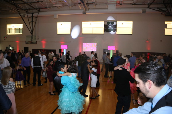 Nampa Recreation Father Daughter Dance