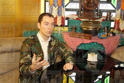 19.02.2018 - Интервью с буддистом Константином Бахмутовым (Александр Эшкинин)