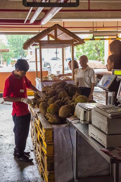 Durian Kiosk