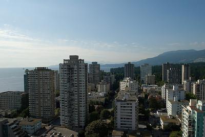 2008 Alaskan Cruise Day 1 - Vancouver