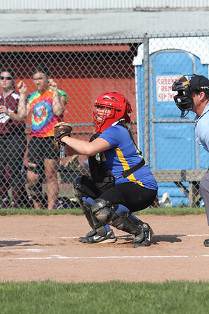 Alden Girls softball vs Maryvale