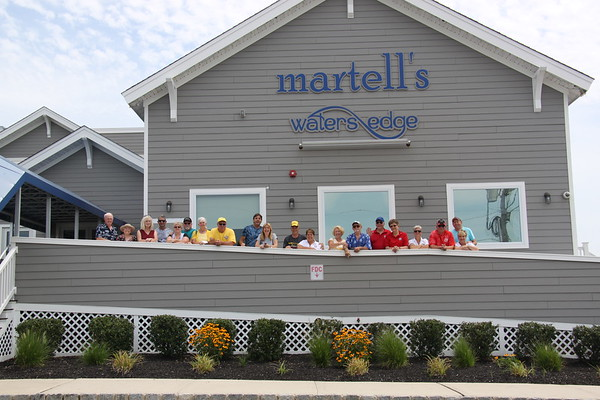 Lunch n Run Martell's Water's Edge 7-29-2018