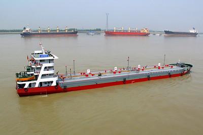 Zhangjiagang Port, Yangtze River