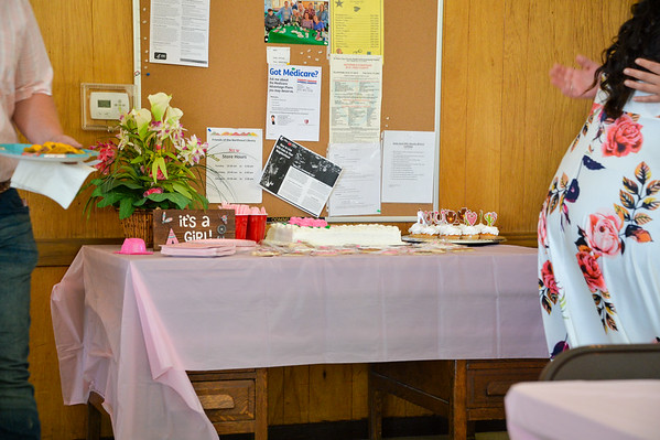 Autumn Bay Hutchings Baby Shower