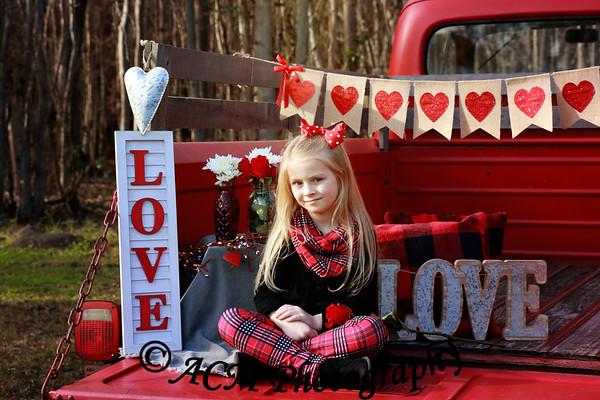 Brynlee Rose Valentine's