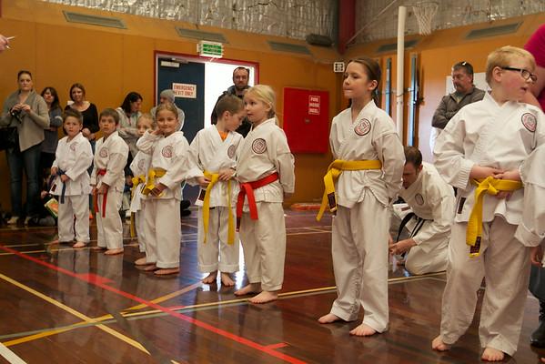 GKR Karate Region 8 Aug 2014