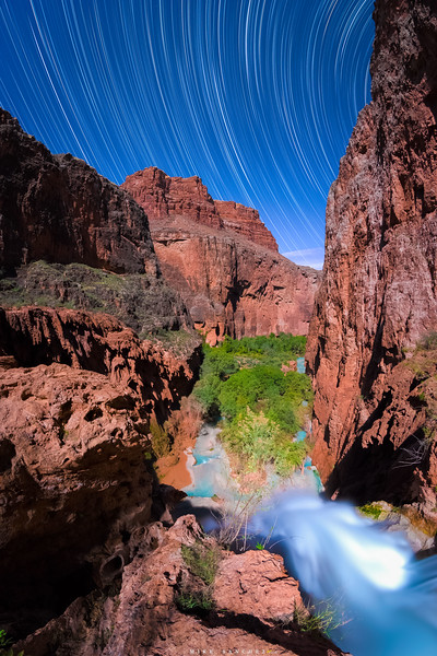Full Mooney Falls