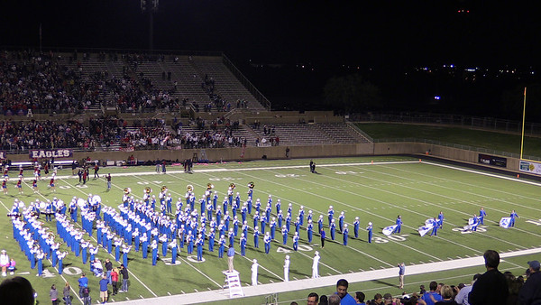 Game 7 vs Allen - 18 Oct 2013