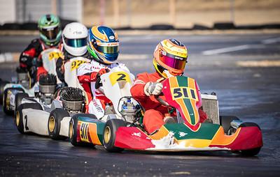 Mani Go Kart Race