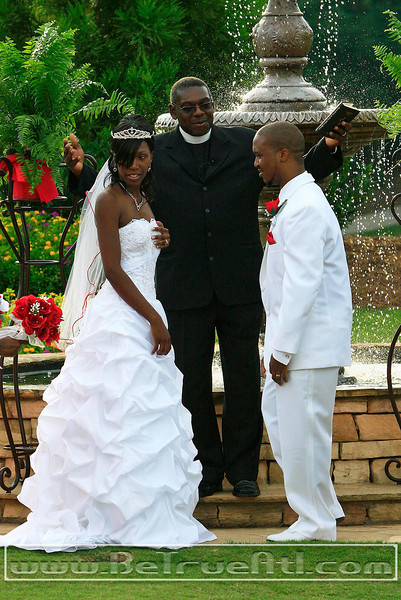 Temarra and Donnis' Wedding
