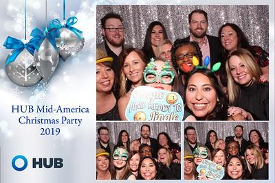 Hub Mid-America Christmas Party 2019