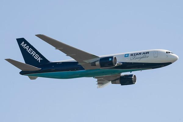 OY-SRO - Boeing 767-25E/F