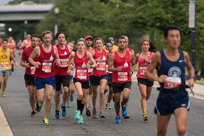 Navy Air Force Half Marathon 2016