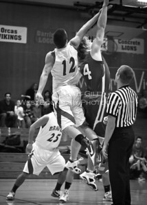 Boys Varsity Basketball @ LaConner Lions