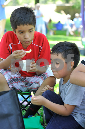 6/8/15 Summer Food Program Kickoff @ City Park by Andrew D. Brosig