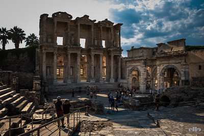 ephesus archeological site in turkey