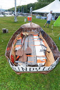 Cardboard Boat Race, F&CS, Family and Childrens Service