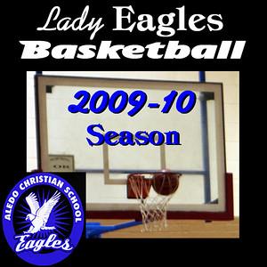 Lady Eagles 2009-10
