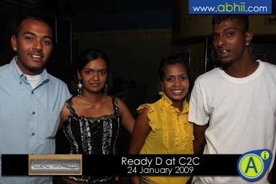 C2C - 24th January 2009