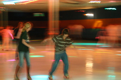 Youth Skate Party 2009