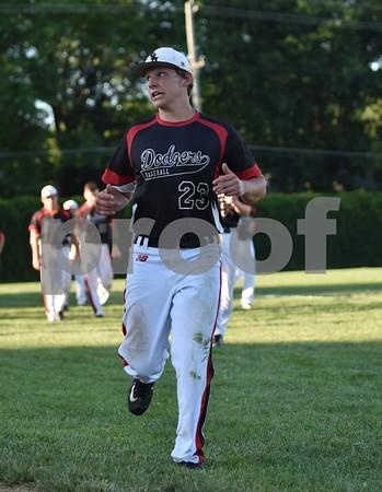 2016 Boone @ Fort Dodge Baseball