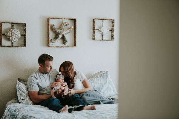 The Sculley Family | Newborn/Lifestyle