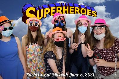 Rachel's Bat Mitzvah