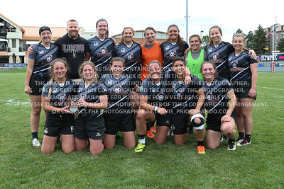 Bloomsburg University Rugby Women 2018 USA Rugby Collegiate National Championships May 18-20