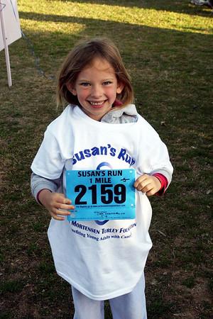 2010 March: Susan's Run