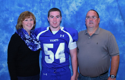 Parents Reception Homecoming 2014