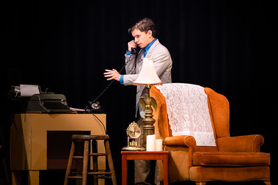 Arsenic & Old Lace, North Haven High School - 12/1/2018