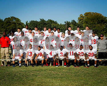 2013 Football 7th Grade  Team A