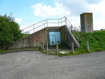 Thames Water Emergency Bunker 2009.