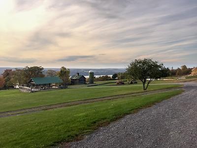 Seneca Lake October 2014
