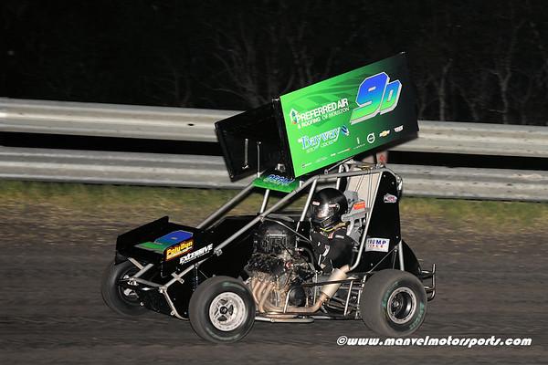 Gulf Coast Speedway, 10 October 2020