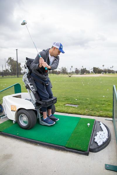 03.21.2019 Adaptive Golf Clinic