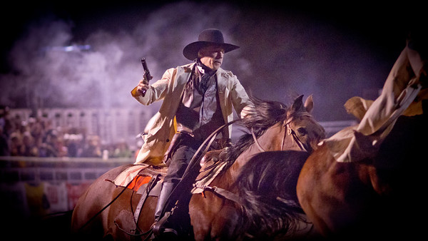 Defeat of Jesse James Days