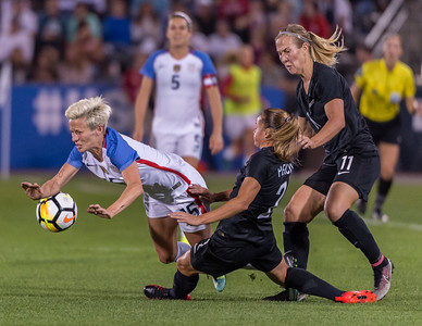 FIFA - USWNT vs New Zealand - 20170915