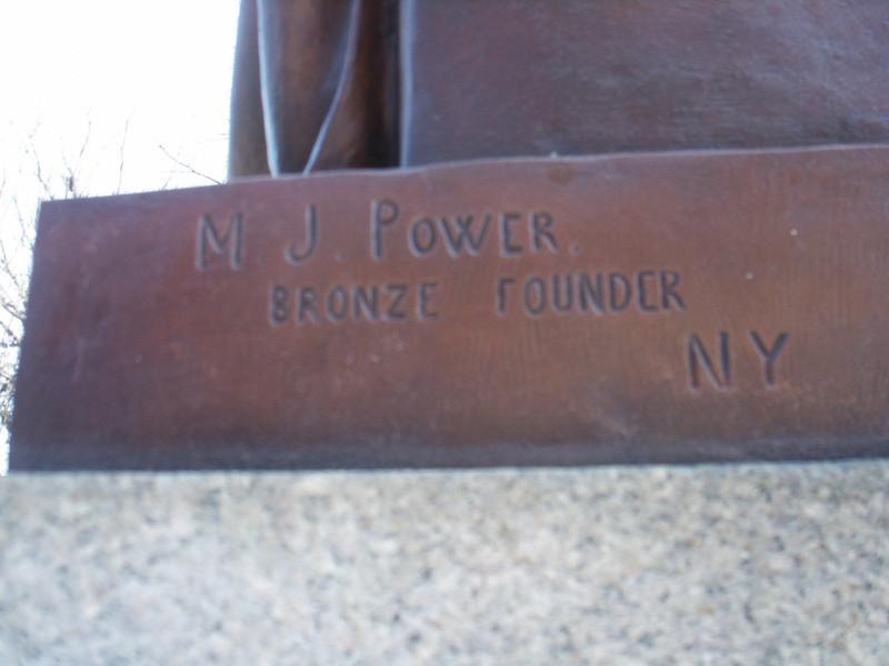 M. J. Power