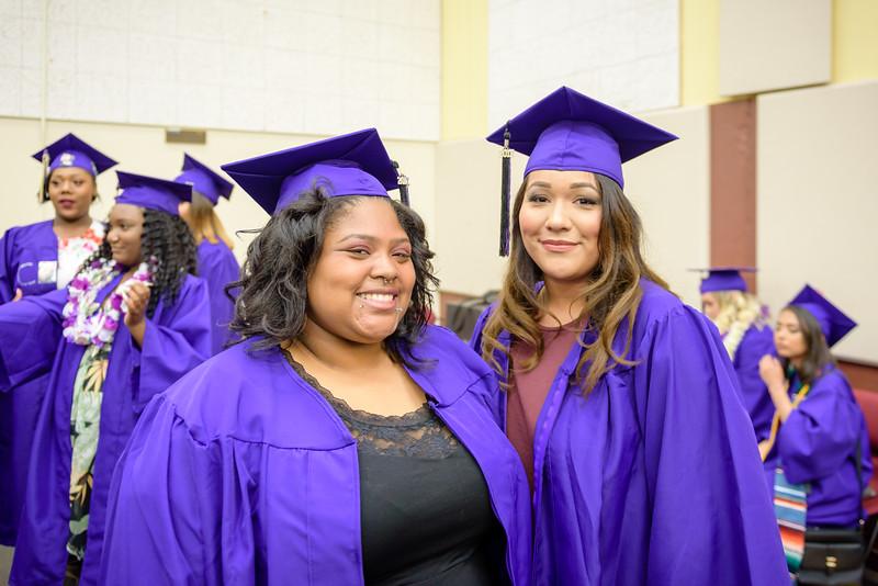 Envision Academy Graduation - June '17