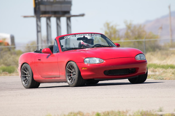 Felicia's First Track Day