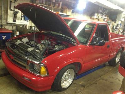 1994 Chevy s10 V-8 Sinster