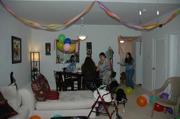 2009: Amber's 43rd Birthday, July 18