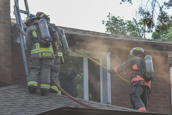 July 6, 2021 - Working Fire - 52 Bexhill Ave.