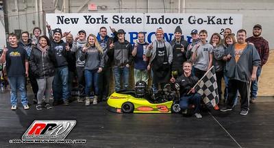 NYS Indoor Karts Day 2 - 12-7-2019 - John Meloling