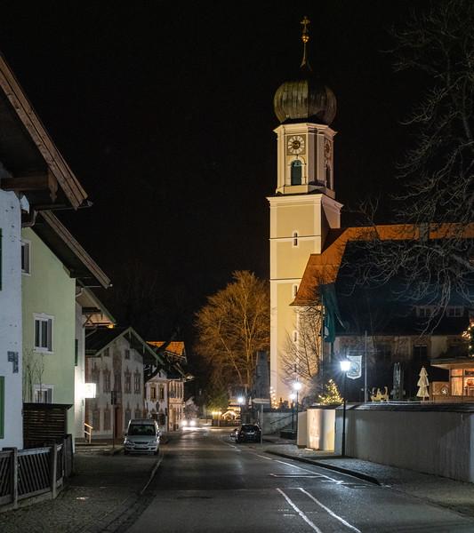 Last look at Oberammergau